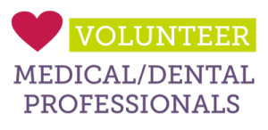 volunteer - medical and dental professionals