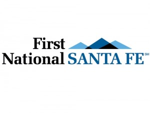 Santa Fe First National Logo